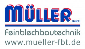 Mueller-Feinblechtechnik - Logo