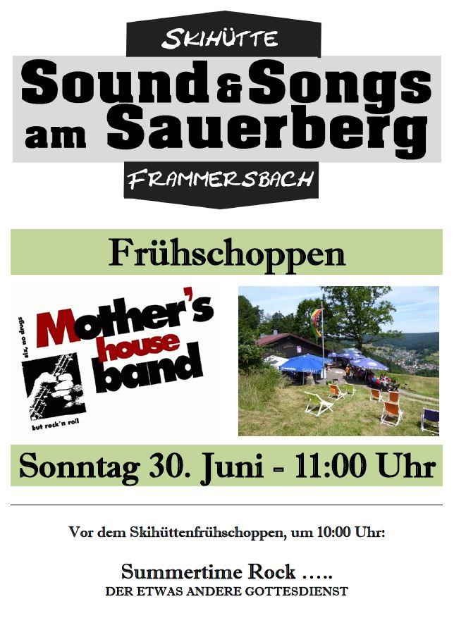 Sound & Songs: Skihüttenfrühschoppen @ Skihütte Frammersbach
