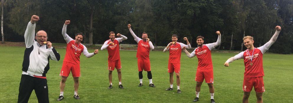 Erste Männermanschaft ist Bayernligameister